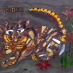 Fudge mosaic
